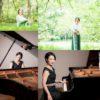 音楽療法ピアニストのアーティスト写真撮影のご紹介