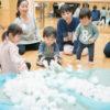 リトミック教室@都立大学 『0歳~3歳 未就園児クラス』開催レポート!1月のテーマは『ゆき①』&次回の教室日程