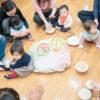 リトミック教室@目黒区都立大学 『0歳~3歳 未就園児クラス』開催レポート!2月のテーマは『しましまじま①』&次回の教室日程