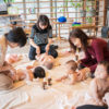 出張リズムマッサージ・リトミック教室 @駒沢スターバックス 2月の開催レポート!