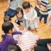 リトミック教室@目黒区都立大学 『0歳~3歳 未就園児クラス』開催レポート!2月のテーマは『しましまじま②』
