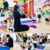 出張リトミック教室 @目黒区にあるインターナショナルプリスクールで出張リトミックを行いました!