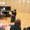 リトミック教室@目黒区都立大学 『0歳~3歳クラス 、ピアノクラス』開催レポート②!9月のテーマは『月』&次回の教室日程