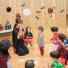 リトミック教室@目黒区都立大学 『0歳~3歳 AMクラス』開催レポート②!10月のテーマは『お月さま』&次回の教室日程