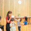 リトミック教室@目黒区都立大学 『0歳~3歳クラス 、ピアノクラス』開催レポート①!10月のテーマは『お月さま』&次回の教室日程