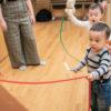 リトミック教室@目黒区都立大学 『0歳~3歳 AMクラス』開催の様子①!11月は『おいも』&次回の教室日程