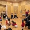 リトミック教室@目黒区都立大学 『0歳~6歳 週末クラス』撮影会付イベント開催の様子!12月は『サンタクロース』&次回の教室日程