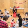 リトミック教室@目黒区都立大学 『0歳~3歳 AMクラス』開催の様子!12月は『サンタクロース』&次回の教室日程