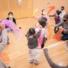 リトミック教室@目黒区都立大学 『0歳~3歳 AMクラス』開催の様子②!1月は『しましま』&次回の教室日程