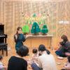 リトミック教室@目黒区都立大学 『0歳~3歳 AM・PM親子クラス』開催の様子①!2月は『かくれんぼ』&次回の教室日程