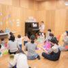 リトミック教室@目黒区都立大学 『0歳~3歳 AM・PM親子クラス』開催の様子①!3月は『おはなばたけ』&次回の教室日程