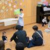 リトミック教室@目黒区都立大学 『0歳~6歳 ミニ発表会』開催の様子!3月は『おはなばたけ』&次回の教室日程