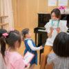 リトミック教室@目黒区都立大学 『3歳~未就学児・ピアノ PMクラス』開催の様子①!4月は『しろくまのパンツ』&次回の教室日程