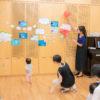 リトミック教室@目黒区都立大学 『0歳~3歳 AM親子クラス』開催の様子②!7月は『きんぎょ』&次回の教室日程