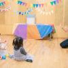 リトミック教室@目黒区都立大学 『3歳~未就学児・ピアノ&リトミック 母子分離クラス』開催の様子②!9月は『サーカス』&次回の教室日程